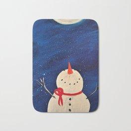 Whimsical Winter Bath Mat
