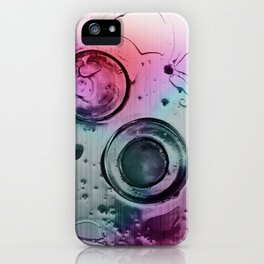 liquefied iPhone Case
