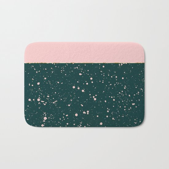 XVI - Rose 1 Bath Mat