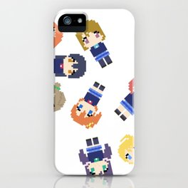 Muse Pixel iPhone Case