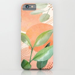 Elegant Shapes 26 iPhone Case