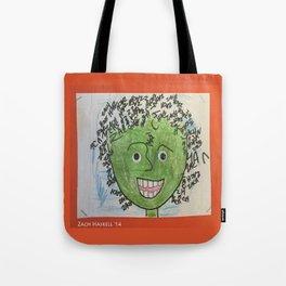 Zach Zach Zach- Children's Art Series Tote Bag