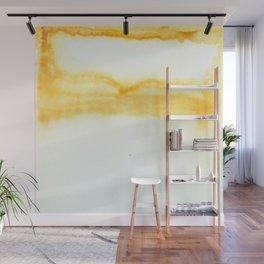 Tangerine Daydream Wall Mural