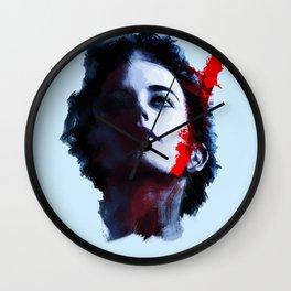 Vanessa Ives Wall Clock