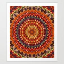 Mandala 339 Art Print