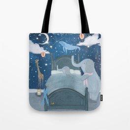dream big little one Tote Bag