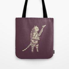 Catstar Tote Bag