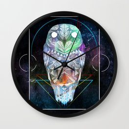Spirit of Night Wall Clock