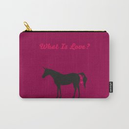 What is Love? Carry-All Pouch