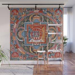 Mandala of Jnanadakini Wall Mural