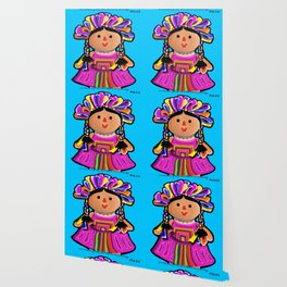 Phil.4:6 Do Not Worry Doll Wallpaper