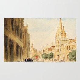 Oxford High Street Rug