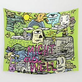Noon Wall Tapestry