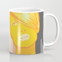 vodka Mugs featuring Vodka Sunrise  by PKLdesigner