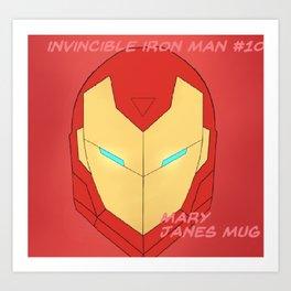 simple mug  Art Print