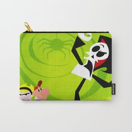 GRIM ADVENTURES OF BILLY AND MANDY Carry-All Pouch