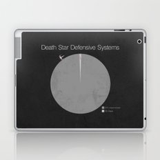 Death Star Defensive Systems Laptop & iPad Skin