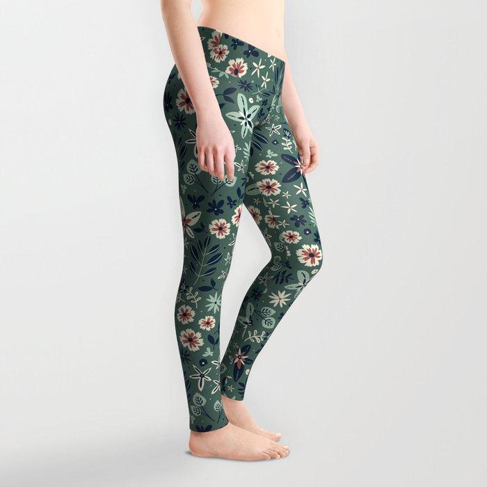 Earth Garden Leggings
