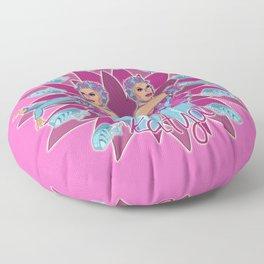 Katya Zamolodchikova - Jelly Fish Floor Pillow