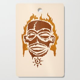 PNG AFIRE Cutting Board