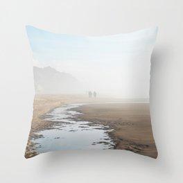 Oregon Mist Throw Pillow
