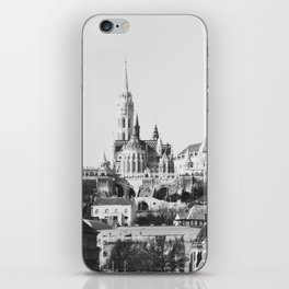 A Nice Day in Budapest iPhone Skin