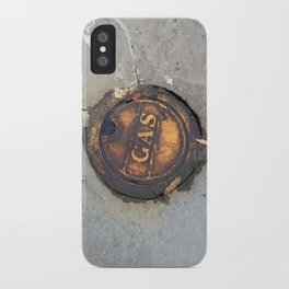 Sidewalk Fuel iPhone Case