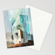 The Crystal-Flesh Hermitage Stationery Cards