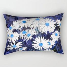 COMMON DAISY  Rectangular Pillow