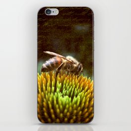 'of clovers and of noon' iPhone Skin