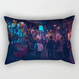 Matsuri Alley Rectangular Pillow