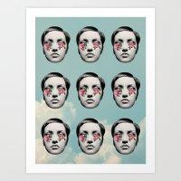 Multiplied Art Print