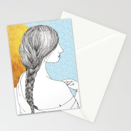 You and Me and Our Favourite Cup of Tea Stationery Cards