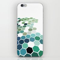 colorado iPhone & iPod Skins featuring Colorado by Bakmann Art