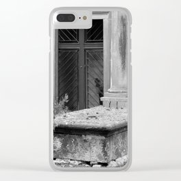 memorial Clear iPhone Case