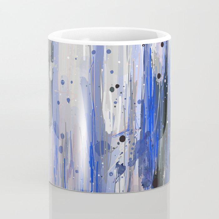 Electric Blue Coffee Mug
