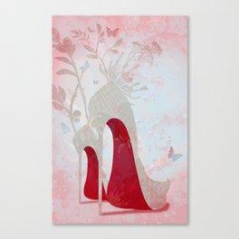 Loulou Canvas Print