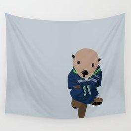 The Littlest Seahawks Fan Wall Tapestry