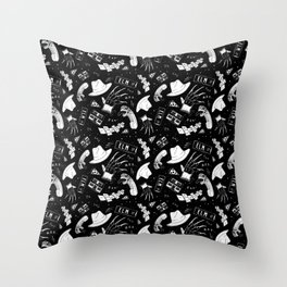 Welcome to Springwood! Throw Pillow