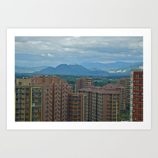 Beijing, China  Art Print