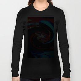 Swirling colors 04 Long Sleeve T-shirt