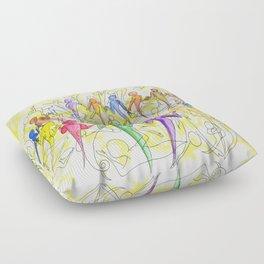 One Breath Floor Pillow
