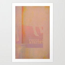 Freckle&Squint4 Art Print