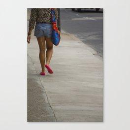 Pinkie Canvas Print