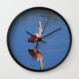 My Monday Face Wall Clock