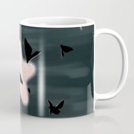 Star Moths Coffee Mug