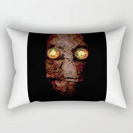 Copperhead mask_094 Rectangular Pillow