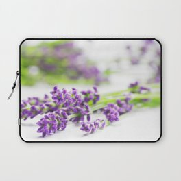 Lavender herb still life Laptop Sleeve