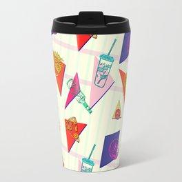 80's Foody Travel Mug
