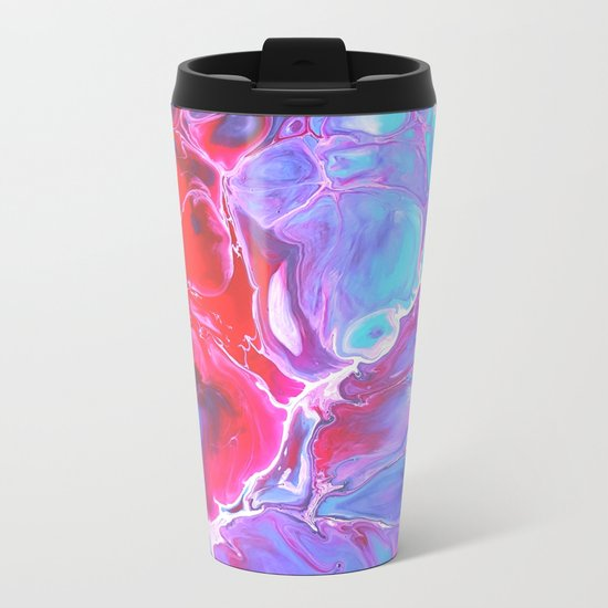 Your He(art) & Mine Metal Travel Mug